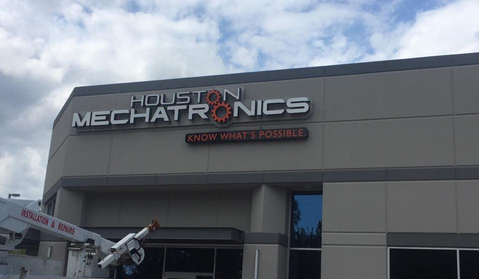 Houston Mechatronics celebrates new office space with Open House