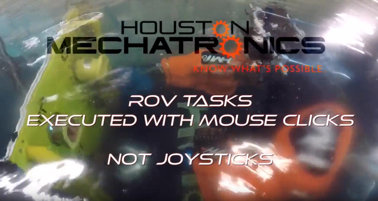 New ROV video tasks released