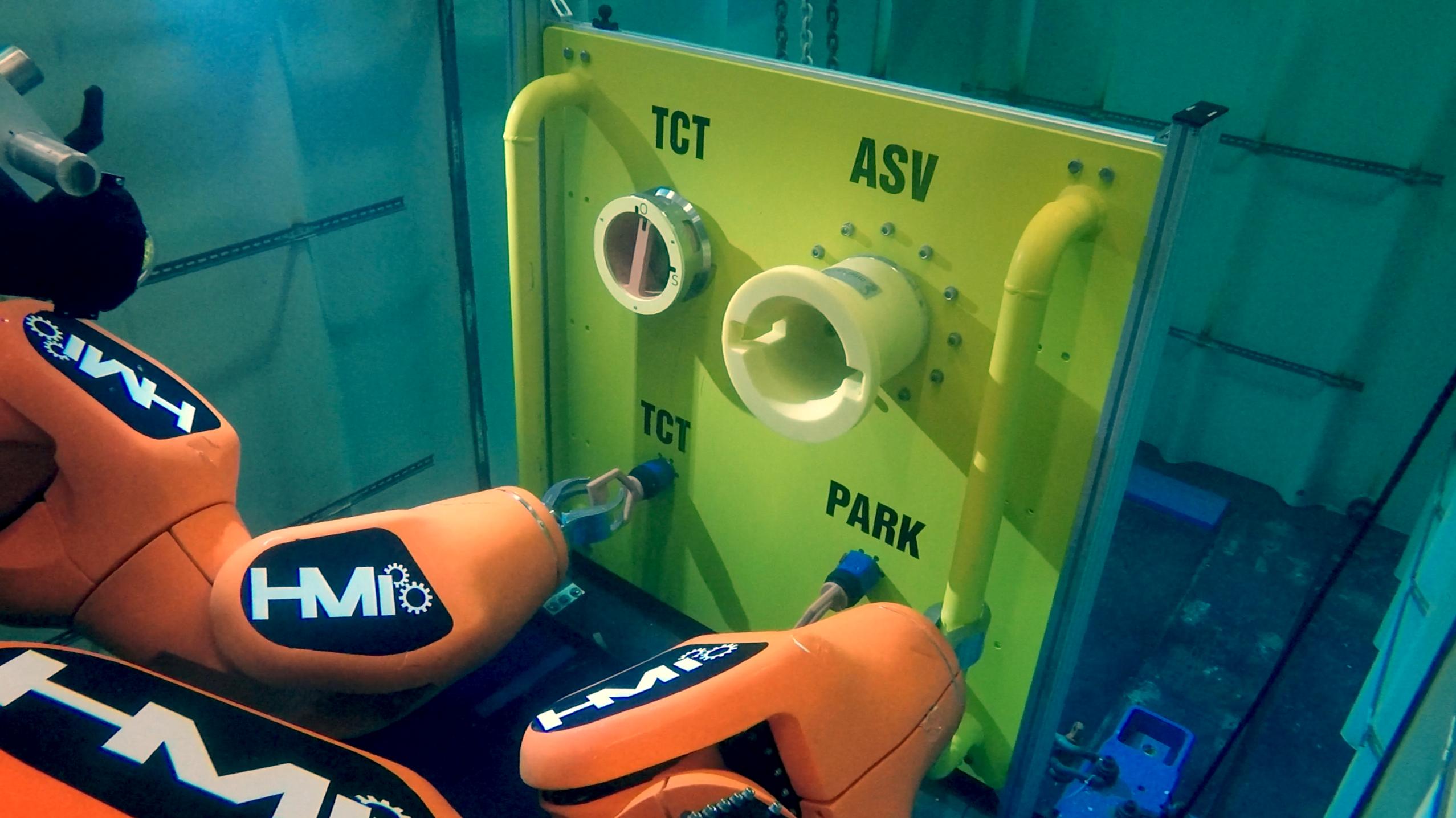Houston Mechatronics | Robotics Ocean Service Provider